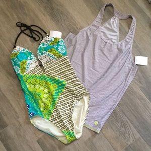 New Lauren Ralph Lauren swimsuit